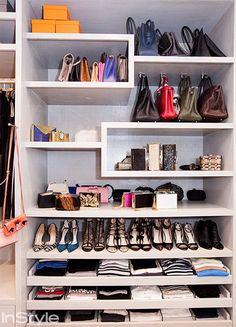 Go Inside Monique Lhuillieru0026 Stunning Closet In Her L.