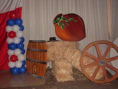 DECORACION FIESTAS PATRIAS - Ñuñoa - Objetos de decoración - produtos Ideas Para, 18th, Birthday, Printables, Halloween, Bucket, Celebrations, School Decorations, Garden Decorations