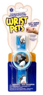 Wrist Pets Penguin at theBIGzoo.com, a family-owned toy store.