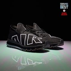 7ff9fb0930b39b  footlocker  FOOT LOCKER GLOBAL EXCLUSIVE  Blending iconic elements of the  Air Uptempo and Ai