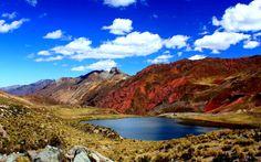 Huanuco mountains.