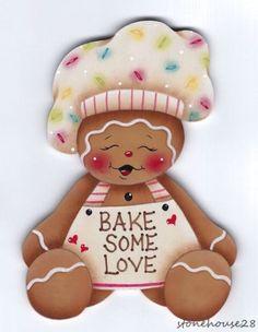 HP-GINGERBREAD-Bake-Some-Love-FRIDGE-MAGNET