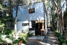 Eames House (Case Study House No. 8) the Studio 1960
