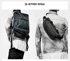Una original mochila G-Star RAW - http://www.valenciablog.com/una-original-mochila-g-star-raw/