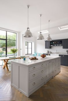 See Recently Completed Kitchens By The Shaker Kitchen Company Beautiful Examples Of Cabinets