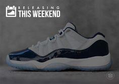 Sneakers Releasing This Weekend – April 11th, 2015