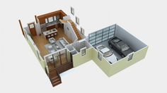 40 best 2d and 3d floor plan design images house floor plans plan rh pinterest com