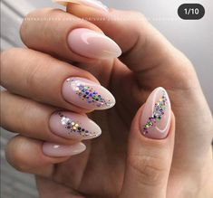 Nails Hydroponics Gardening - How to Grow Flowers and Vegetables with Minimal Time and Effort Did yo Cute Nails, Pretty Nails, Round Nails, Minimalist Nails, Best Acrylic Nails, Dream Nails, Nagel Gel, Stylish Nails, Perfect Nails