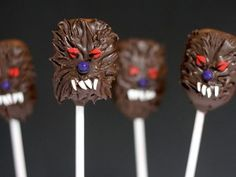 Almost Too Cute to Eat: 13 Halloween Cake Pop Recipes