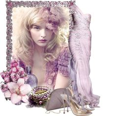 """Lilac Dream"" by flowerchild805 on Polyvore"
