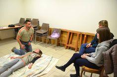 Bonne participation aux ateliers des « gestes qui sauvent ».