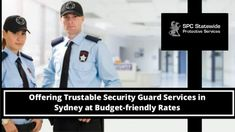 SPC Statewide Protective Services can supply the right security guard for any job. Whether you are looking for permanent or short-term protection in the Springwood area, we will customise the security plan and station our officers based on your event and property's specific requirements.