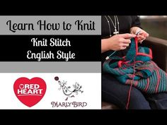 Learn How to Knit St