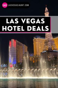 Exclusive Las Vegas hotel deals, discount coupons & promo codes updated daily! Take advantage of the best deals for hotels in Las Vegas!