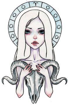 Real Astrology - Zodiac signs like art by Black Fury ½ Aries. Aries Art, Zodiac Art, Aries Zodiac, Zodiac Signs, Scorpio, Inspiration Art, Art Inspo, Art Zodiaque, Arte Obscura