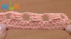 Bullion Block Stitch How to Crochet Tutorial 40 Part 7 of 7 No Side Loop  http://sheruknitting.com/videos-about-knitting/crochet-for-beginners/item/227-crochet-for-beginners.html  In this tutorial we demonstrate the bullion block stitch working around three double crochet posts and repeat yarn over and pull a loop 3 times (you can do more or less).