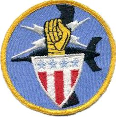 #121st Fighter-Interceptor Squadron, Emblem. #121st Fighter Squadron