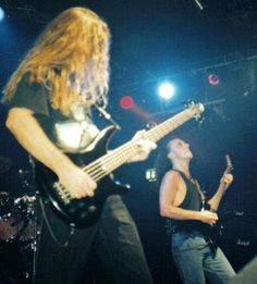 Mantan Bassis DEATH Scott Clendenin meninggal diusia 47 tahun