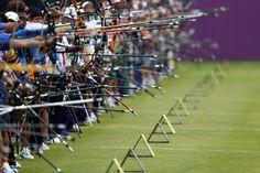 Archery is an Olympic Sport!  GO TEAM USA!!!