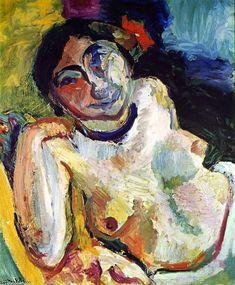 Acheter Tableau 'The Gypsy' de Henri Matisse - Achat d'une reproduction sur toile peinte à la main , Reproduction peinture, copie de tableau, reproduction d'oeuvres d'art sur toile