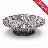 Decorative Bowls & Plates | Recycled Gifts | Fair Trade Homewares $15.00 To place an order for this beautiful home decor items, click on the link below http://www.oxfamshop.org.au/homedecor/13984396 #oxfam #oxfamshop #fairtrade #shopping #homedecor