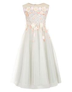 Pirouette Dress- Flower Girl Dress