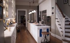 TV kitchens give viewers decorating inspiration