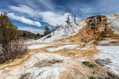 Yellowstone: Land of Contrasts por Gustavo Jung