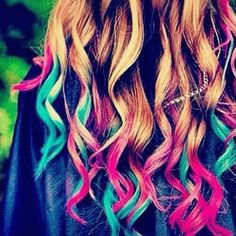 this wasn't mine but I'm missing my dipdye