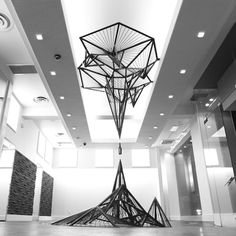 Becks Sapphire Installation – Fubiz™ commercial advertising event installation bottle adv