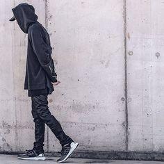 ⠀ #SimpleFits 📷 by @itsmattks ⠀ • Hoodie: #MrCompletely • Tee: #RepresentClo • Denim: #NakedandFamous • Sneakers: #Adidas #UltraBoost