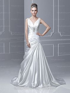 This is a very good dress website #weddings #dress #fashion