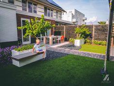Dream Garden, Home And Garden, Im Coming Home, Tower House, Backyard, Patio, Terrace Garden, Outdoor Furniture, Outdoor Decor