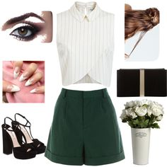 Untitled #5 by beanieharry7 on Polyvore featuring polyvore, fashion, style, Miss Selfridge, Warehouse, Miu Miu and Roger Vivier