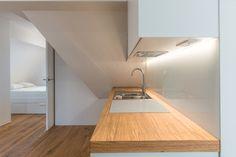 Arhitektura d.o.o., Boštjan Gabrijelčič — Attic apartment Bled