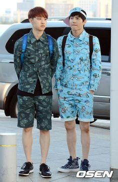 D.O and Suho