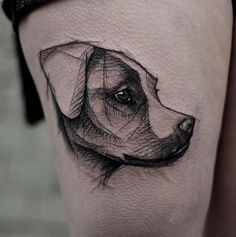 Home - tattoo spirit - . Dogs are not just pets, they are small personalities, friends, the saviors of our souls. Dogs are - Home Tattoo, Tattoo Diy, Tattoos Masculinas, Body Art Tattoos, Tatoos, Tattoos Of Dogs, Worst Tattoos, Celtic Tattoos, Sleeve Tattoos