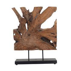 Jeffan Canyon Decorative Art Wood Sculpture