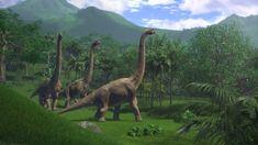 Jurassic Park 1993, Jurassic Park World, Kayaking With Kids, Jurassic World Dinosaurs, Prehistoric, Giraffe, Camping, Earth, Horses