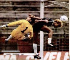 Biro-Biro fez 75 gols pelo Corinthians, até hoje nenhum volante superou a marca