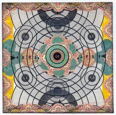 Target Mandala by audreysmith.deviantart.com on @DeviantArt