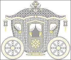 Princess carriage, do not have the chart for this, need to locate the chart or chart it myself.