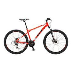 GT Verb Comp 27.5 Men's Mountain Bike 2019 - Red   Sport Chek Mens Mountain Bike, Mountain Biking, Full Suspension Mountain Bike, Best Start, Sports Equipment, Sport Outfits, Bicycle, The Incredibles, Bicycle Kick