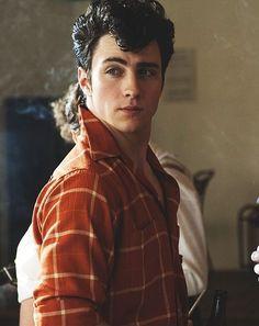 Aaron Taylor-Johnson as a young John Lennon in NOWHERE BOY