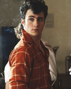 Aaron Taylor-Johnson as a young John Lennon in NOWHERE BOY