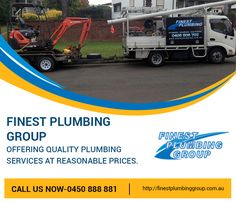 Finest Plumbing can handle your plumbing needs, right from something as basic as leaking faucet to highly complex undertakings like burst pipe repairs, maintenance, installation and repair of gas appliances, continuous flow heating system and much more. We are well-regarded as Sydney-based plumber agency that has upper hand in coping with both commercial and residential plumbing exigencies.