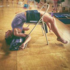 Confessions of a Yoga Teacher Yoga Asanas Names, Yoga Sequences, Iyengar Yoga, Yin Yoga, Yoga Meditation, Yoga Information, Restorative Yoga Poses, Baby Yoga, Yoga Props