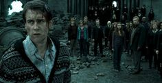 So here's the thing: out of all your wizarding students and house elves and headmasters and Death Eaters and muggles and centaurs, there is really only one person who determines the course of the H…