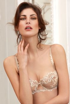 Lise Charmel SS2014 - 'Dressing Floral' Collection