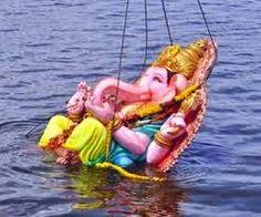 2014 Ganesh Visarjan aka Nimajjanam date - Hyd & Sec'bad Twin Cities